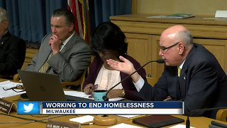Milwaukee leaders working to end homelessness