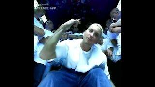 ironmanduck as Eminem