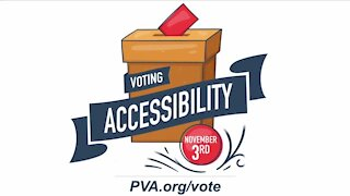 VOTING FOR PEOPLE WITH DISABILITEIS