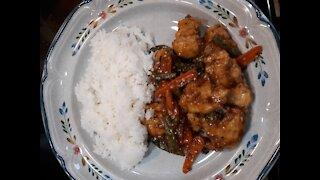 Easy Homemade General Tso's Chicken