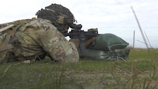 Company live fire exercise, Foce Reno - Italy