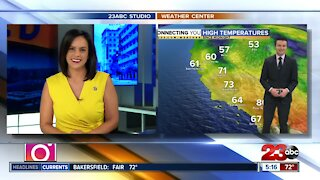 23ABC Evening weather update February 2, 2021