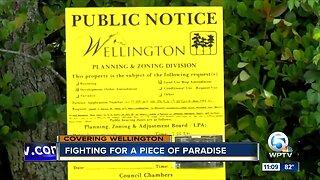 Wellington natural preserves discussion