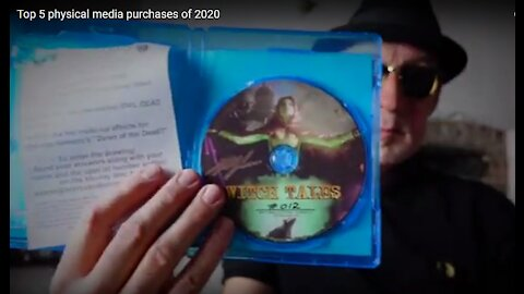 WITCH TALES Makes 2020 TOP 5 PHYSICAL MEDIA LIST