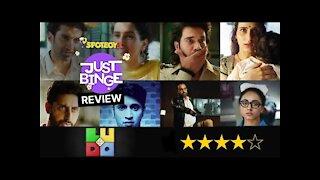 Ludo Movie Review | Abhishek, Rajkummar, Sanya, Pankaj | Just Binge Review | SpotboyE