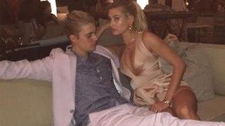 Justin Bieber & Hailey Baldwin's AWKWARD Selena Gomez Encounter!