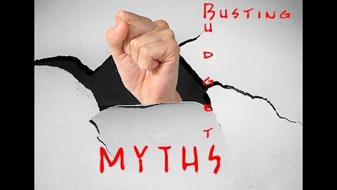 Busting Budget Myths