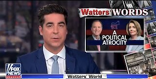 Jesse Watters rips sham impeachment: A political atrocity