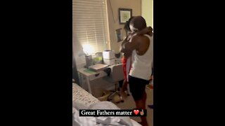 Dad Returns From Deployment, His Son's Reaction Is Everything