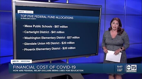 In-depth: The financial cost of COVID-19 for Arizona school districts and charters