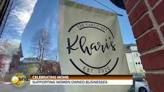 Celebrate Moms - Supporting women owned businesses