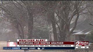 Counties prepared for winter weather