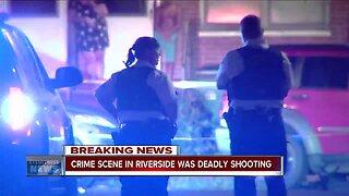 Buffalo police investigating deadly shooting in city's Riverside neighborhood