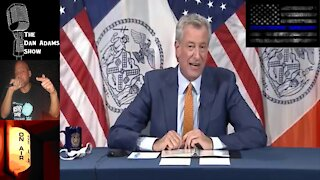 DeBlasio SCREAMED Defund The Police NOW He Wants To Flood NYC With Police