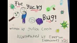 Local author narrates children's book explaining coronavirus