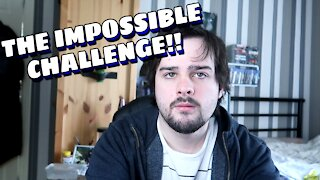 I challenged myself not to commit die! (impossible!)