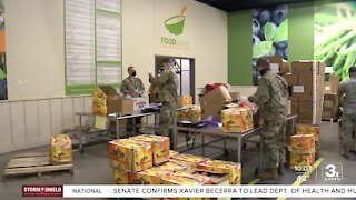 Omaha non-profit donating thousands to help foodbanks feed more people