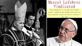 New Church - Archbishop Lefebvre Vindicated