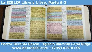 2020 11 01 Escuela Dominical - La BIBLIA Libro a Libro, Parte 6-3