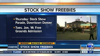 Stock Show offers 2 free events