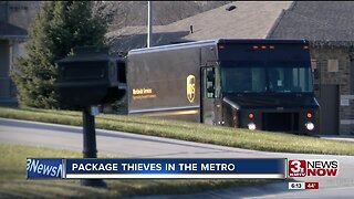 Package Thieves in the Metro