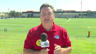QB competition heats up at Broncos training camp