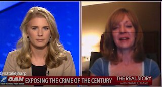 The Real Story - OAN Fulton County Missing Ballots with Laura Baigert