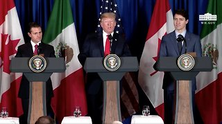 US, Mexico, Canada Strike A New Trade Agreement