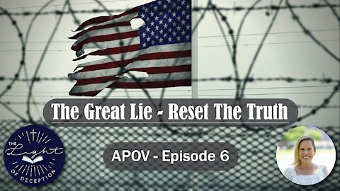 The Great Lie-Reset The Truth   Danette Lane