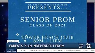 Parents plan independent prom for Mt. Carmel High School seniors