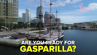 Are you ready for Gasparilla?   Taste and See Tampa Bay