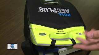 New AEDs donated to Oconto County Sheriff's Office