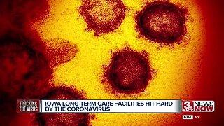 Iowa reports 123 additional coronavirus cases