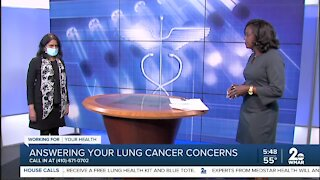 Answering lung cancer concerns