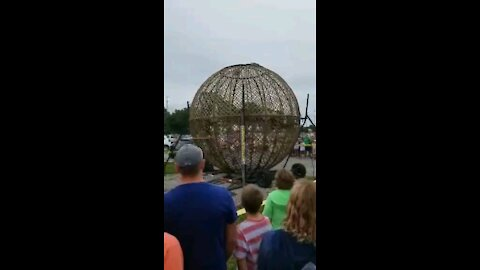 Ball of death