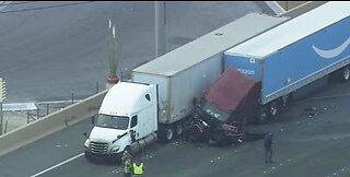 NHP: Wrong-way driver causes deadly crash on I-15