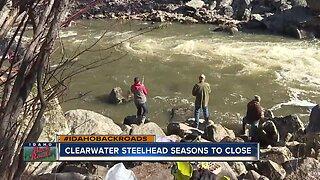 Steelhead season closes