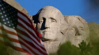 Experts: President Trump's Mount Rushmore Fireworks Are Hazardous