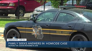 Family seeks answers in Redford Township homicide case