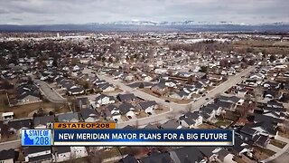 State of 208: Meridian Mayor Simison talks about Growth