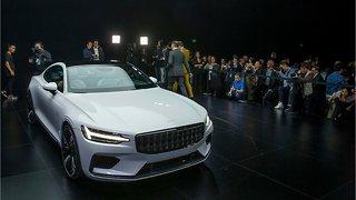 Volvo's Polestar Unveils Electric Car To Rival Tesla 3