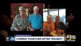 Community holds vigil for victims in Fountain Hills deadly crash