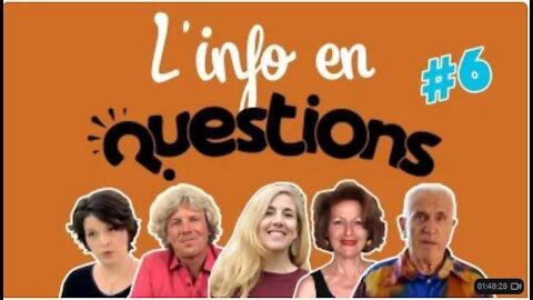 L'info en QuestionS #6 - émission du 16 juillet 2020