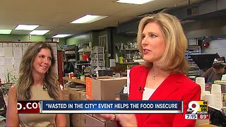 'Wasted and the City' event helps food-insecure families