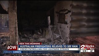 local firefighters on alert for high fire danger
