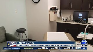 Denver Health opens new clinic at Rose Andom Center