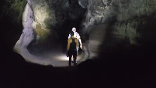 Ape Cave Washington