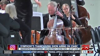 Bakersfield Symphony Orchestra and 23ABC team up to bring Thanksgiving show