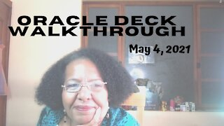🦉 Oracle Deck Walkthrough (and Extra)🦉 : Secret Language of Light
