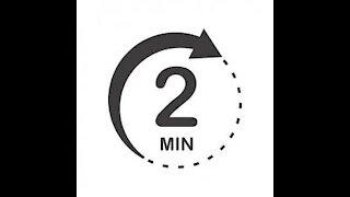 Great Two Minute Sermon